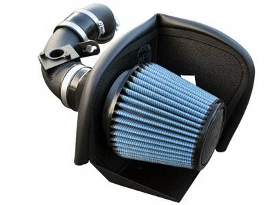 Air Intakes - Oem Air Intakes - aFe - Scion tC aFe MagnumForce Pro-5R Stage 2 Air Intake System - 54-11562