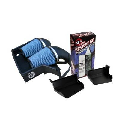 aFe - BMW 1 Series aFe MagnumForce Pro-5R Stage 2 Air Intake System - 54-11643