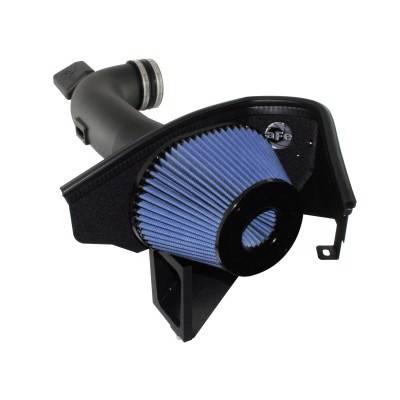 Air Intakes - Oem Air Intakes - aFe - Chevrolet Camaro aFe MagnumForce Pro-5R Stage 2 Air Intake System - 54-11762