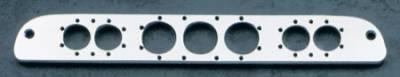 Headlights & Tail Lights - Third Brake Lights - All Sales - All Sales Third Brake Light Cover - Euro Tech Design - Polished - 54120P