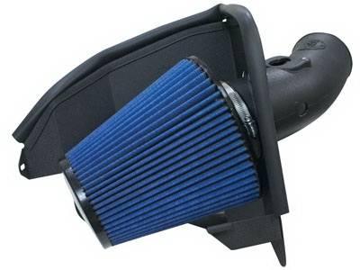 Air Intakes - Oem Air Intakes - aFe - Ford F250 aFe MagnumForce Pro-5R Stage 2 Air Intake System - 54-30392