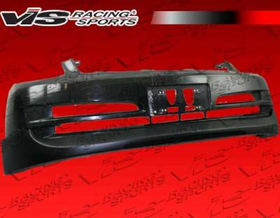 G35 4Dr - Front Bumper - VIS Racing. - Infiniti G35 4DR VIS Racing Techno R Front Lip - 03ING354DTNR-011