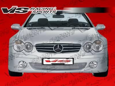 SL - Front Bumper - VIS Racing - Mercedes-Benz SL VIS Racing DTM Front Bumper - 03MER2302DDTM-001