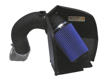 Air Intakes - Oem Air Intakes - aFe - Dodge Dakota aFe MagnumForce Pro-5R Stage 2 Air Intake System - 54-31342