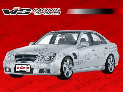 E Class - Front Bumper - VIS Racing - Mercedes-Benz E Class VIS Racing Laser Front Bumper - 03MEW2114DLS-001