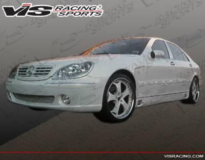 S Class - Front Bumper - VIS Racing - Mercedes-Benz S Class VIS Racing DTM Front Bumper - 03MEW2204DDTM-001