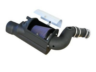 Air Intakes - Oem Air Intakes - aFe - Ford F350 aFe MagnumForce Pro-5R Stage 2 SI Air Intake System - 54-80392