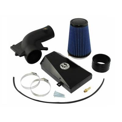 Air Intakes - Oem Air Intakes - aFe - Volkswagen Jetta aFe MagnumForce Pro-5R Stage 2 SI Air Intake System - 54-81711