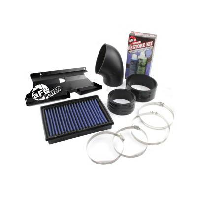 aFe - BMW 3 Series aFe MagnumForce Pro-5R Super Stock Air Intake System - 55-10460