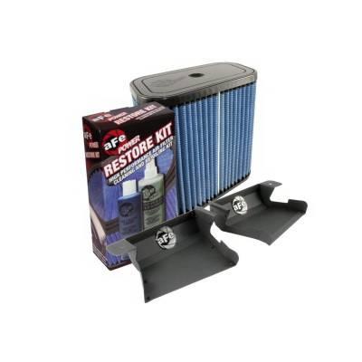 Air Intakes - Oem Air Intakes - aFe - BMW 3 Series aFe MagnumForce Pro-5R Super Stock Air Intake System - 55-11660