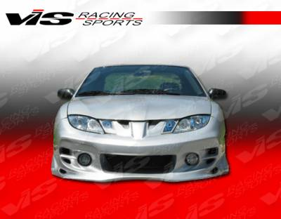 Sunfire - Front Bumper - VIS Racing - Pontiac Sunfire VIS Racing Ballistix Front Bumper - 03PTSUN2DBX-001
