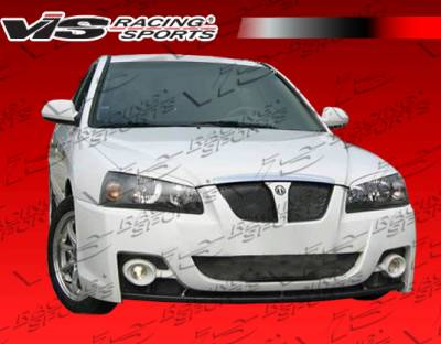 Elantra 4Dr - Front Bumper - VIS Racing - Hyundai Elantra 4DR VIS Racing B Max Front Bumper - 04HYELA4DBMAX-001
