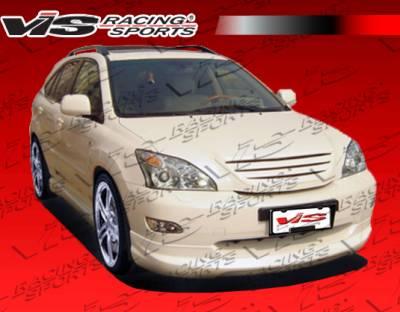 RX330 - Front Bumper - VIS Racing - Lexus RX330 VIS Racing VIP Front Lip - 04LXRX34DVIP-011