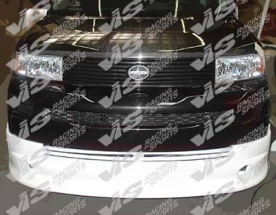 XB - Front Bumper - VIS Racing - Scion xB VIS Racing Invader Front Lip - 04SNXB4DINV-011
