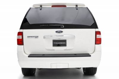 Suv Truck Accessories - Hitch Covers - 3dCarbon - Ford Expedition 3dCarbon Hitch Cover - 691259-C