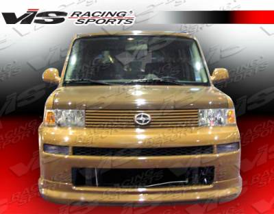 XB - Front Bumper - VIS Racing - Scion xB VIS Racing K Speed Front Lip - 04SNXB4DKSP-011