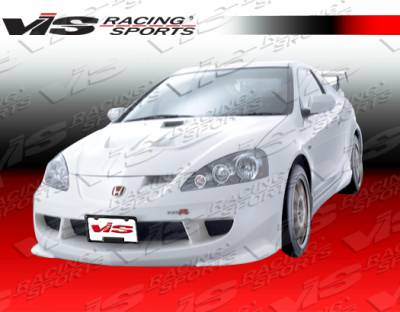 RSX - Front Bumper - VIS Racing - Acura RSX VIS Racing Techno R Front Bumper - 05ACRSX2DTNR-001