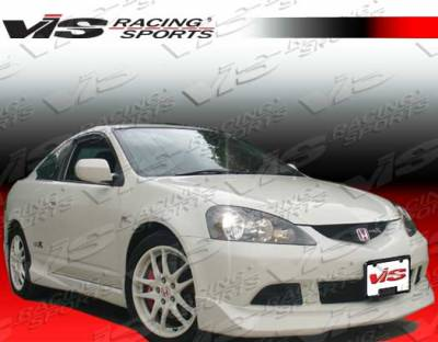 VIS Racing. - Acura RSX VIS Racing Techno R Front Lip - 05ACRSX2DTNR-011