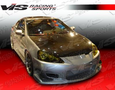 RSX - Front Bumper - VIS Racing - Acura RSX VIS Racing Tracer-2 Front Bumper - 05ACRSX2DTRA2-001