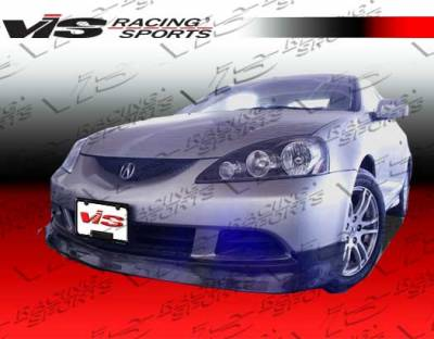 RSX - Front Bumper - VIS Racing - Acura RSX VIS Racing Type R Front Lip - 05ACRSX2DTYR-011