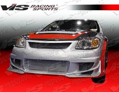 Cobalt 2Dr - Front Bumper - VIS Racing - Chevrolet Cobalt VIS Racing Ballistix-2 Front Bumper - 05CHCOB2DBX2-001