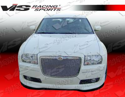 300 - Front Bumper - VIS Racing - Chrysler 300 VIS Racing EVO Front Lip - 05CY3004DEVO-011