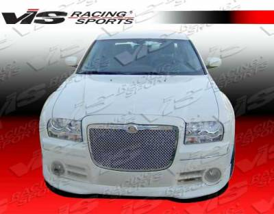 300 - Front Bumper - VIS Racing - Chrysler 300 VIS Racing EVO Front Lip - 05CY300C4DEVO-011