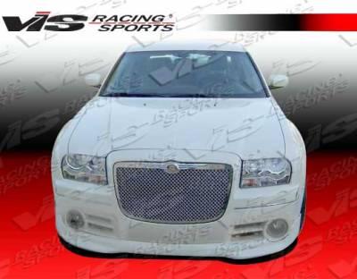300 - Front Bumper - VIS Racing - Chrysler 300 VIS Racing EVO Front Lip - 05CY300C4DEVO-011
