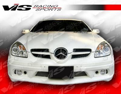 SLK - Front Bumper - VIS Racing - Mercedes-Benz SLK VIS Racing C Tech Front Lip - 05MER1712DCTH-011