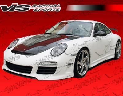 911 - Front Bumper - VIS Racing - Porsche 911 VIS Racing Mania Front Bumper - 05PS9972DMAN-001