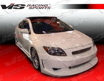 TC - Front Bumper - VIS Racing - Scion tC VIS Racing K Speed Front Bumper - 05SNTC2DKSP-001