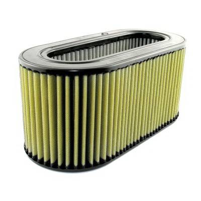 Air Intakes - Oem Air Intakes - aFe - Ford F350 aFe MagnumFlow Pro-Guard 7 OE Replacement Air Filter - 71-10012