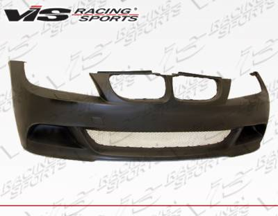 3 Series 4Dr - Front Bumper - VIS Racing - BMW 3 Series 4DR VIS Racing Performance Front Bumper - 06BME904DPER-001