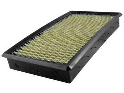 Air Intakes - Oem Air Intakes - aFe - Ford F150 aFe MagnumFlow Pro-Guard 7 OE Replacement Air Filter - 73-10006