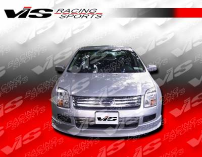Fusion - Front Bumper - VIS Racing - Ford Fusion VIS Racing Race Front Lip - 06FDFUS4DRAC-011