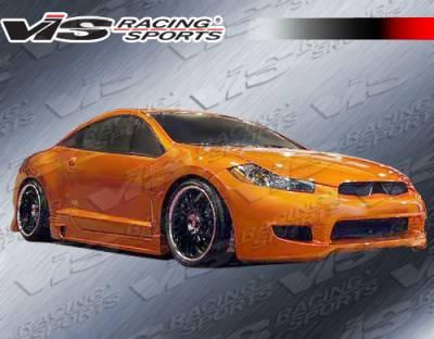 Eclipse - Front Bumper - VIS Racing - Mitsubishi Eclipse VIS Racing Sniper Front Bumper - 06MTECL2DSNI-001