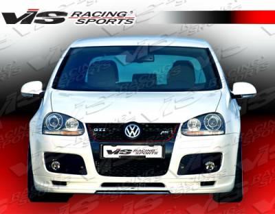 Golf - Front Bumper - VIS Racing - Volkswagen Golf VIS Racing A-Tech Front Bumper - 06VWGOF2DATH-001