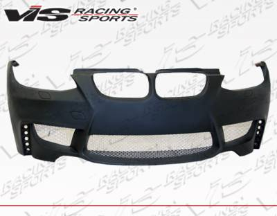 3 Series 2Dr - Front Bumper - VIS Racing - BMW 3 Series 2DR VIS Racing 1M Style Front Bumper - 07BME922D1M-001