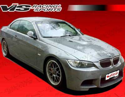 3 Series 4Dr - Front Bumper - VIS Racing - BMW 3 Series VIS Racing M3 Style Front Bumper - 07BME922DM3-001