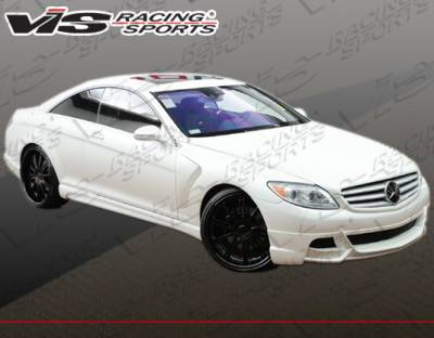 CL Class - Front Bumper - VIS Racing - Mercedes-Benz CL Class VIS Racing VIP Front Bumper - 07MEW2162DVIP-001