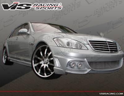 S Class - Front Bumper - VIS Racing - Mercedes-Benz S Class VIS Racing VIP Front Bumper - 07MEW2214DVIP-001