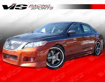 Camry - Front Bumper - VIS Racing - Toyota Camry VIS Racing VIP-2 Front Bumper - 07TYCAM4DVIP2-001