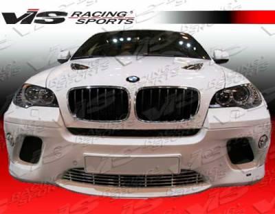 X6 - Front Bumper - VIS Racing - BMW X6 VIS Racing A Tech Front Bumper - 08BME714DATH-001P