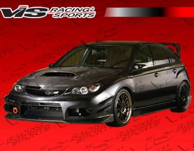 WRX - Front Bumper - VIS Racing. - Subaru WRX VIS Racing VRS Front Bumper - 08SBWRXHBVRS-001
