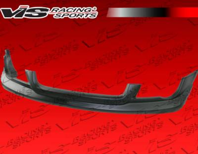 SX4 - Front Bumper - VIS Racing - Suzuki SX4 VIS Racing Fuzion Front Lip - 08SZSX4DFUZ-011