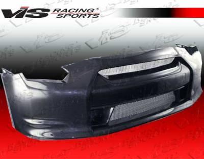 Skyline - Front Bumper - VIS Racing. - Nissan Skyline VIS Racing OEM Front Bumper - 09NSR352DOE-001