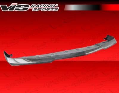 Camaro - Front Bumper - VIS Racing - Chevrolet Camaro VIS Racing SX Front Lip - Carbon Fiber - 10CHCAM2DSX-011C