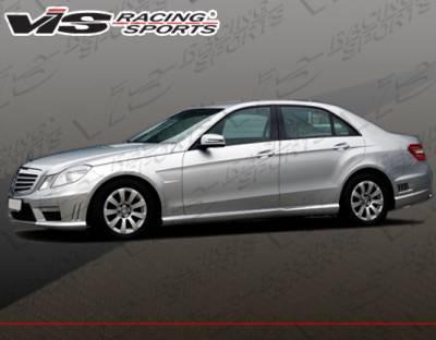 E Class - Front Bumper - VIS Racing - Mercedes-Benz E Class VIS Racing E63 Style Front Bumper - 10MEW2124DE63-001