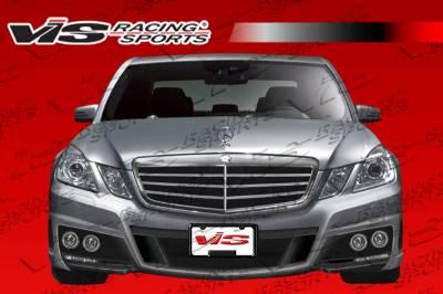 E Class - Front Bumper - VIS Racing - Mercedes-Benz E Class VIS Racing VIP Front Bumper - 10MEW2124DVIP-001