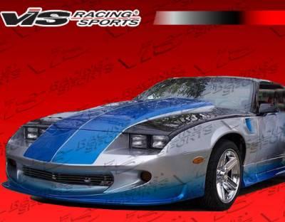 Camaro - Front Bumper - VIS Racing - Chevrolet Camaro VIS Racing Sniper Front Bumper - 82CHCAM2DSNI-001